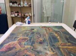 Restauração de Arte, bens culturais e histórico