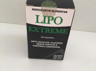 Lipo Extreme emagrecedor natural .