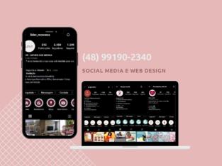 Social Media e Web Designer